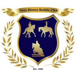 Twin River Saddle Club Logo